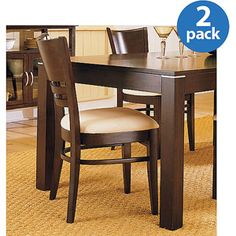 Selina Dining Chairs - Set of 2 $129