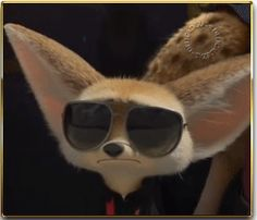 The perfect Zootopia Finnick Sunglasses Animated GIF for your conversation. Discover and Share the best GIFs on Tenor. Zootopia Characters, Zootopia Movie, Animiertes Gif, Animated Gif, Pixar Movies, Disney Movies, Fox Gif, Chibi Cat, Nick Wilde