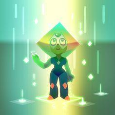 Hello, Steven Universe, Peridot