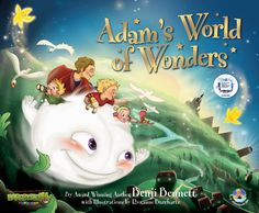 Adam's World of Wonders   Adam's Cloud - MyKidsTime Store
