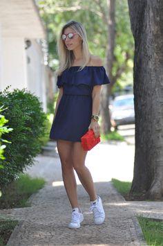 vestido-com-tenis Mais