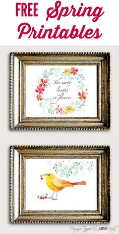 so beautiful come download these free spring printables from designer trapped in a lawyers body