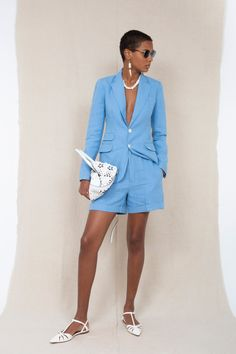 Spring Fashion Trends, Spring Summer Fashion, Blazer En Tweed, Style Androgyne, Style Année 90, Zara, Spring Work Outfits, Ralph Lauren Collection, Fashion Show Collection