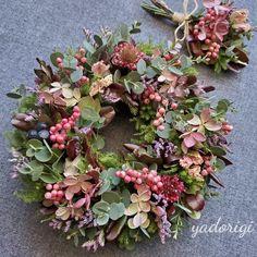 Arte Floral, Fall Wreaths, Farmhouse Style, Floral Wreath, Birds, Display, Autumn, Crafty, Christmas