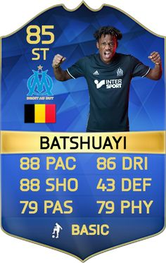 Who else is hoping for Michy #Batshuayi to be the Ligue 1 #TOTS Cup Tournament win reward on Monday! #FIFA #FUT #Ligue1
