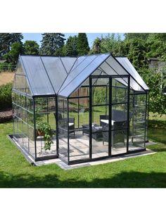 Victory Orangery Greenhouse | Gardeners.com: