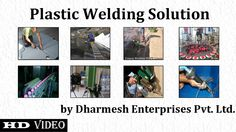 Hot Air Tools for Plastic Welding - Shrinking - Pacakaging - Lining - Roofing