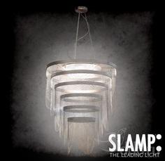 """PROFI"" Slamp / Ceremony 3dsMax 2011 + fbx (Vray) : Люстры : Файлы : 3D модели, уроки, текстуры, 3d max, Vray"