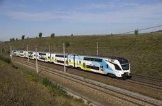 Westbahn orders 10 more #Stadler #EMUs #KISS #rollingstock #railway