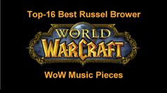 (Tribute) My top 16 Russell Brower pieces. #worldofwarcraft #blizzard #Hearthstone #wow #Warcraft #BlizzardCS #gaming