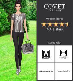 Distinctive Boots, Covet Fashion