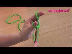 Leren Breien - Steken opzetten - Leer breien met Scheepjeswol
