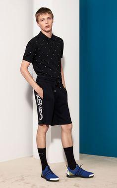 KENZO Sport Shorts for Men Kenzo | Kenzo.com