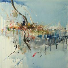 "Saatchi Art Artist HyunRyoung Kim; Painting, ""memory"" #art"
