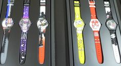 Collectors Hooked on Swatch Watches   ATimelyPerspective