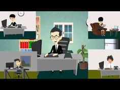 swivelCard by intelliPaper on YouTube: Social media management