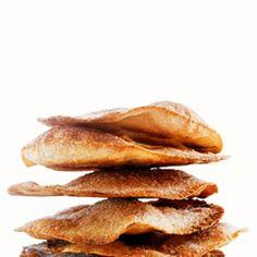 Cinnamon Sugar Crisps