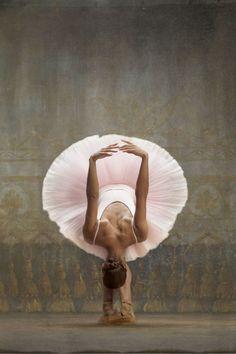 http://ift.tt/26nltoG  theballetblog:  Misty Copeland for Harpers Bazaar Magazine Photo by Ken Browar & Deborah Ory  #dance #hongkong #ballet
