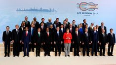 Not so close? Trump further from center than predecessor Obama for G20 family photo https://tmbw.news/not-so-close-trump-further-from-center-than-predecessor-obama-for-g20-family-photo  Published time: 7 Jul, 2017 16:09US President Donald Trump seemed somewhat removed from host Chancellor Angela Merkel when world leaders posed for the traditional group photo at the G20 summit in Hamburg, Germany, on Friday.Chinese President Xi Jinping was traditionally close to the center, standing next to…
