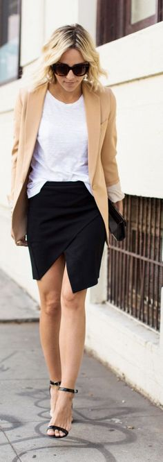 Simple Outfit Idea by Damsel In Dior | great style.
