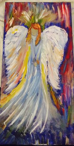 Angel Wings Art, Angel Paintings, Granddaughters, Sewing Ideas, Craft, Inspirational Quotes, Creative Crafts, Do Crafts, Needlework
