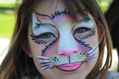 Photo face painting by Cynnamon