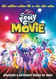 My Little Pony: The Movie [DVD] [2017]