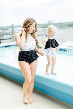 744ff5f674 Trend Spin Linkup - Free Day + $100 Kortni Jeane Swimwear Giveaway!! Mother  And BabyMom And BabyDaddy And SonOlivia RoseKortni JeaneGirls ...