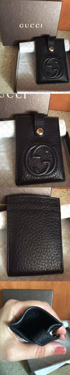 Business and credit card cases 105860 men s coach card case holder business and credit card cases 105860 289 gucci soho credit card case business card holder reheart Image collections