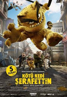 Anima Istanbul (presents) Kare Kare Film Yapim (as Kare Kare Film Yapim Sanayi ve Ticaret A. New Movies, Movies To Watch, Good Movies, Movies Online, Cat Movie, Cat Online, Grey Pictures, Cat Posters, Film Posters