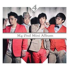M4 - M4[2'ND Mini Album]