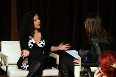 Director, Virginia Romero interview in Paris, December 2014.