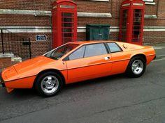 Lotus Esprit S1 (1977)