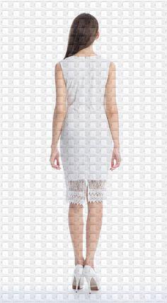 beautiful dress short 675-MFMDN-A412-23(product code)