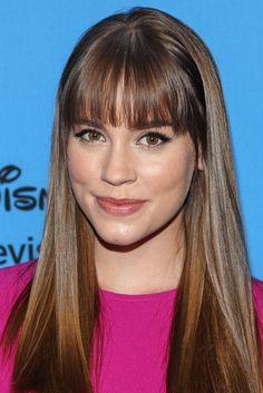 Christa B. Allen de Revenge Saison 3 à la Disney/ABC TCA Party 2013 en Jenni…