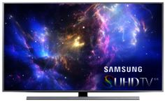 Samsung UN65JS8500 65-inch Smart 4K UHD LED TV - Walmart.com