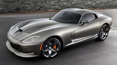 SRT Viper Anodized Carbon