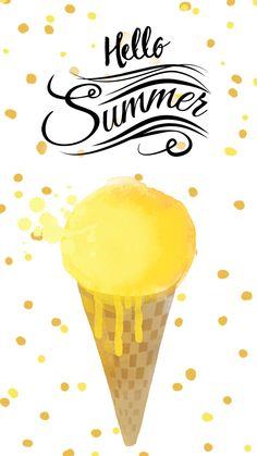 Summer Lemon iPhone Wallpaper Lock Screen @PanPins