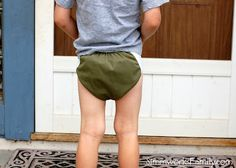 Super Undies - Our Nighttime Saving Grace for Potty Training