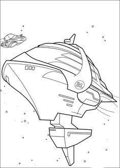 Dibujos para Colorear Wall-E 37