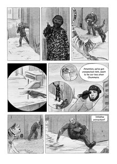 Shadowrun Webcomic with three female main characters. The narration begins in shortly before the The comic focuses primarily on the erotic everyday life, but it also tells of their adventures in the Shadows of Seattle. Web Comic, Shadowrun, Seattle, Adventure, Comics, Amy, Fictional Characters, Book, Erotic