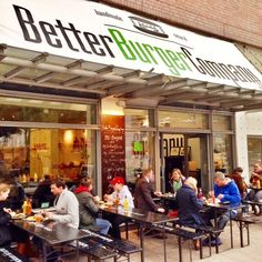 Better Burger Company (Hamburg Altstadt) - the fastest slowfood in town