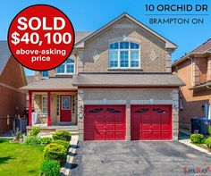 This Beautiful Home at 10 Orchid Drive is officially #SOLD by Save Max $40,100 above what sellers asked! Congratulations to the new owners! Save Max Real Estate - Google+