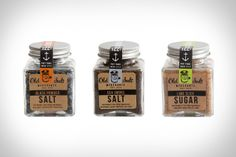 Old Salt Merchants Teas, Salts & Sugars