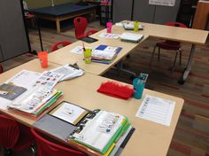 Great classroom tour of special education classroom.
