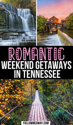 Weekend Getaways For Couples, Romantic Weekend Getaways, Couples Vacation, Weekend Vacations, Vacation Places, Vacation Trips, Vacation Spots, Places To Travel, Vacation Ideas