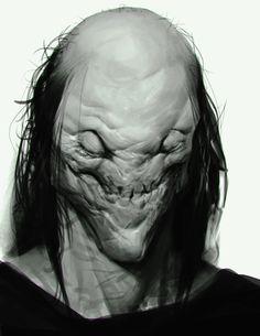ArtStation - Monster, Anthony Jones