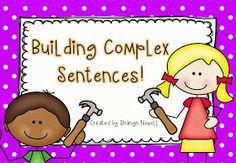 Coffee, Kids and Compulsive Lists: Building Complex Sentences