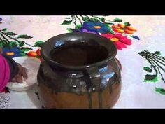 Como curar una olla de barro - 2 maneras distintas de hacerlo