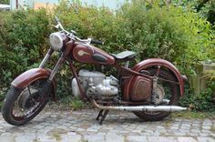 MZ BK 350, IFA BK 350, Patina zur Restauration. Bj. 1957 in Auto & Motorrad: Fahrzeuge, Motorräder, Old- & Youngtimer | eBay!